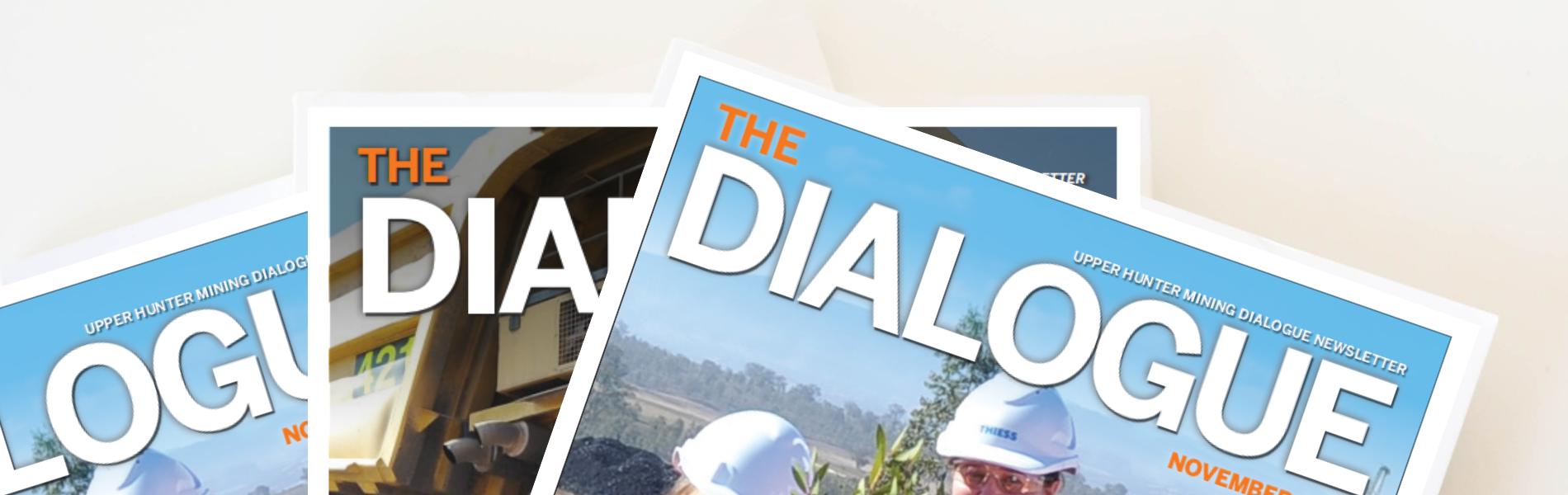 Upper Hunter Mining Dialogue November 2018 Newsletter