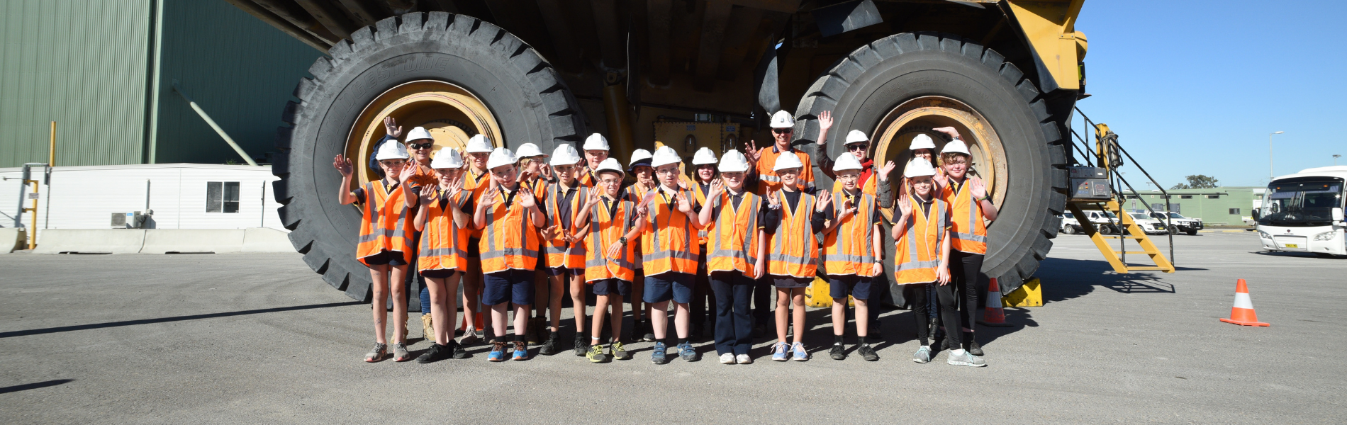 School Mine Tours Program
