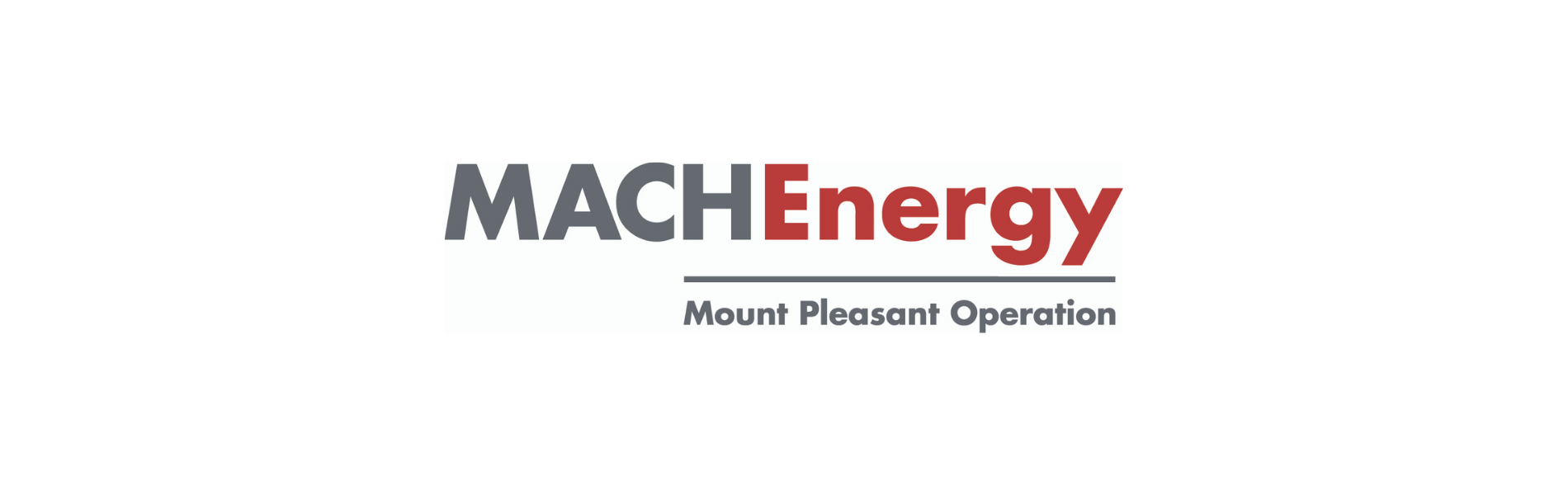 MACH Energy Mount Pleasant Operation