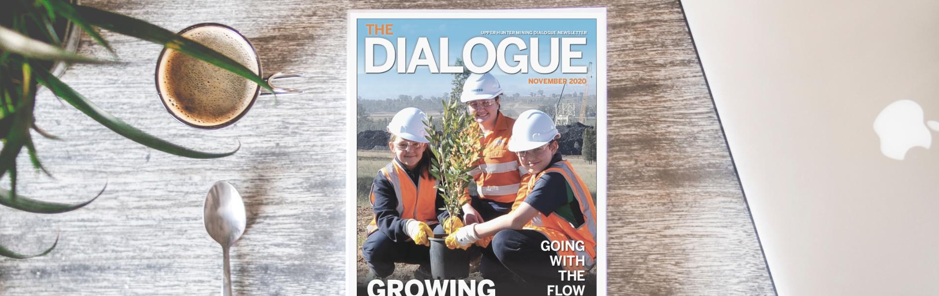 Upper Hunter Mining Dialogue October 2019 Newsletter